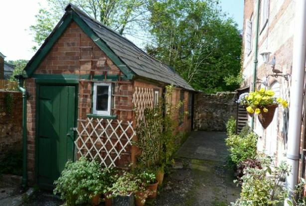 SHARED OUTBUILDING