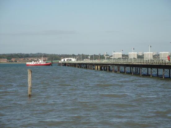 Hythe Ferry and P...