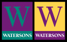 Watersons, Sale logo