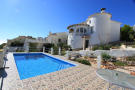 Detached Villa in Cumbre Del Sol