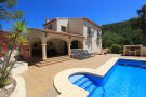 3 bed Detached Villa for sale in Moraira