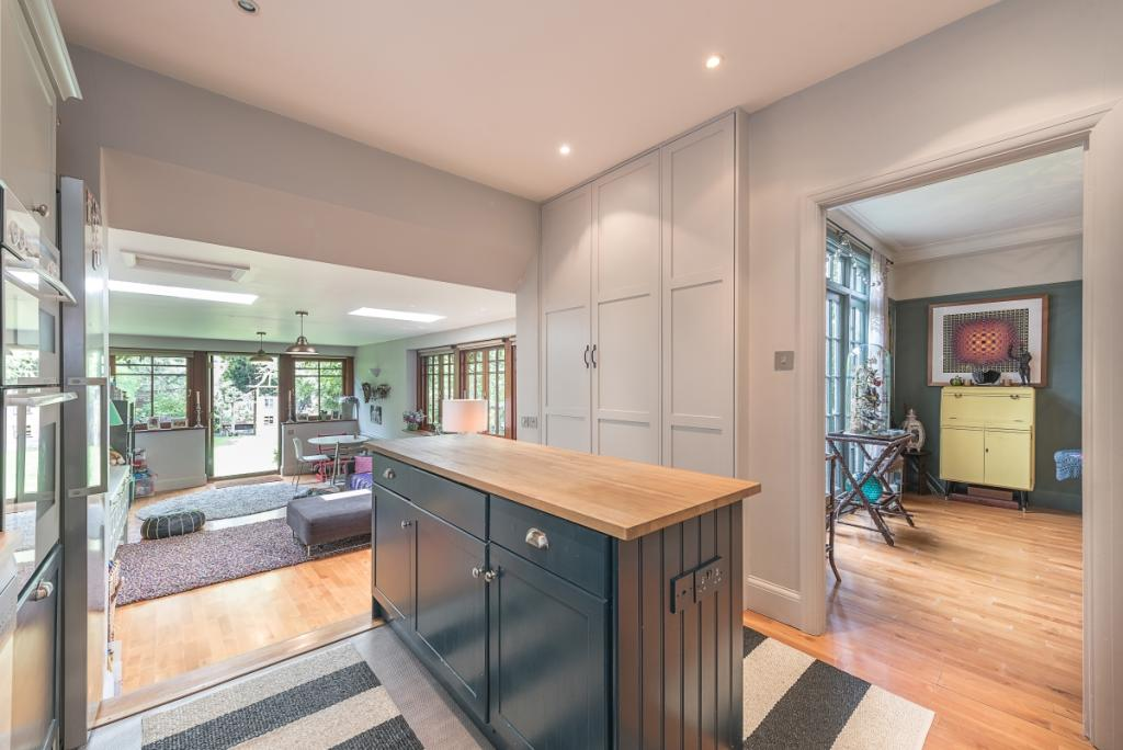Kitchen to Playroom