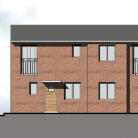 2 bed new development in Off Wilson Street, Bury...