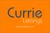 Currie Lettings, Kilmarnock logo