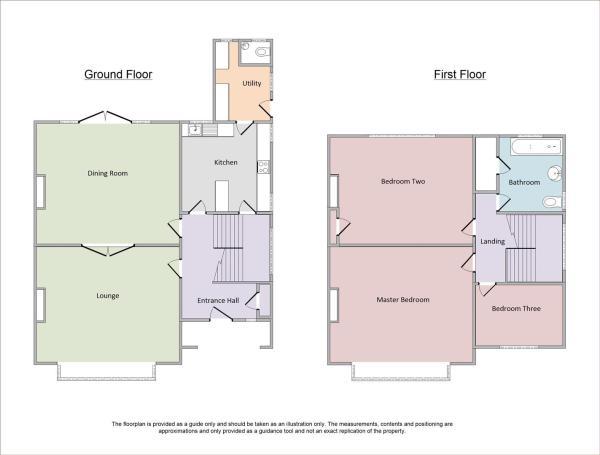 Floorplan, 8 Green E