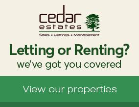 Get brand editions for Cedar Estates, West Hampstead