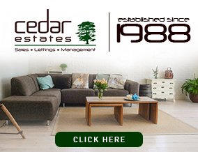 Get brand editions for Cedar Estates, West Hampstead