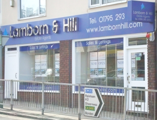 Lamborn and Hill Ltd, Sittingbournebranch details