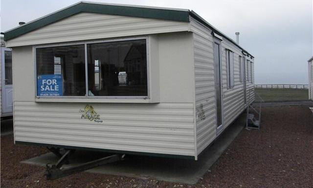 Simple Bedroom Caravan For Sale In Pemberton Brompton Frosterley Bishop