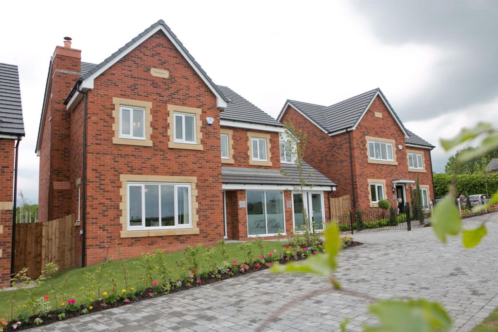 5 Bedroom Detached House For Sale In The Raleigh Four Oaks Oakmere Cheshire Cw8 2hb Cw8