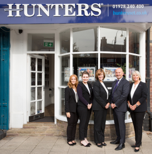 Hunters, Alison Holtonbranch details