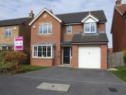 Detached property for sale in Aldeburgh Way, Seaham...