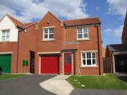 3 bedroom Detached property in Goswick Way, Seaham, SR7