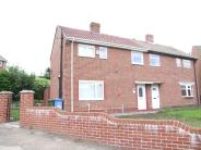 2 bed semi detached property in Melrose Crescent, Seaton...