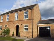 semi detached house for sale in Caister Close, Seaham...