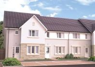 new house for sale in Young Crescent, Larbert...