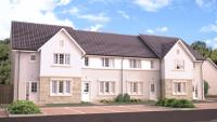 new property for sale in Young Crescent, Larbert...