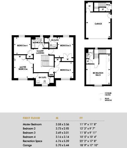 The Elliot, Floor 2