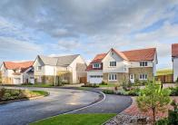 new house for sale in St. Quivox, Ayr, KA6