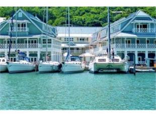 Villa for sale in Marigot Bay Marina...