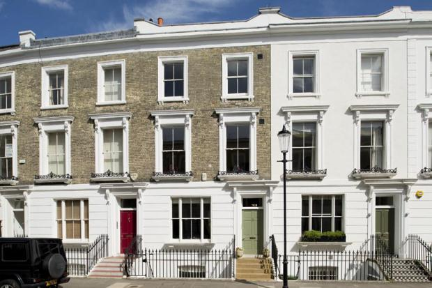 5 bedroom terraced house for sale in horbury crescent for House notting hill