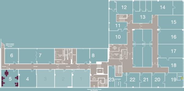Whole Floor Layout