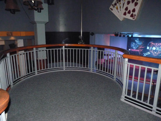 Balcony Dance Area