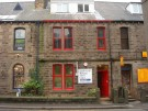 Terraced home to rent in High Street, Uppermill...