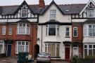 5 bedroom Terraced home in Shirley Road...