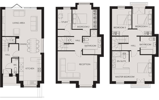 Floor Plan Artists Impression