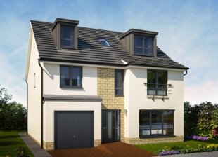 Brannock Park by Robertson Homes, New Stevenson,