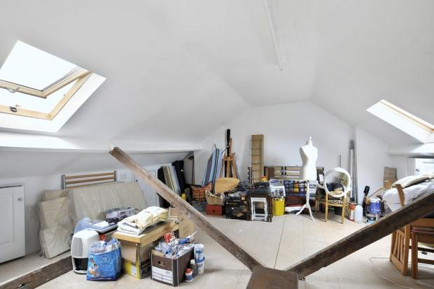 FF Attic Room