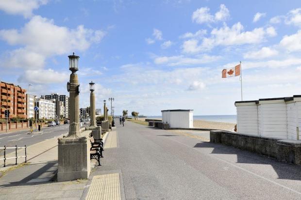 Seafront Shot