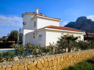 4 bedroom new house in Girne, Catalkoy