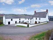 4 bed Detached house for sale in Crai, Brecon, Powys