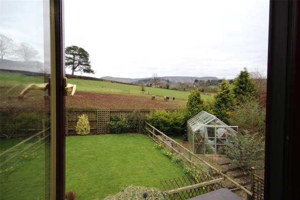 Rear Garden/ View