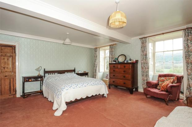 Henllys - Bedroom