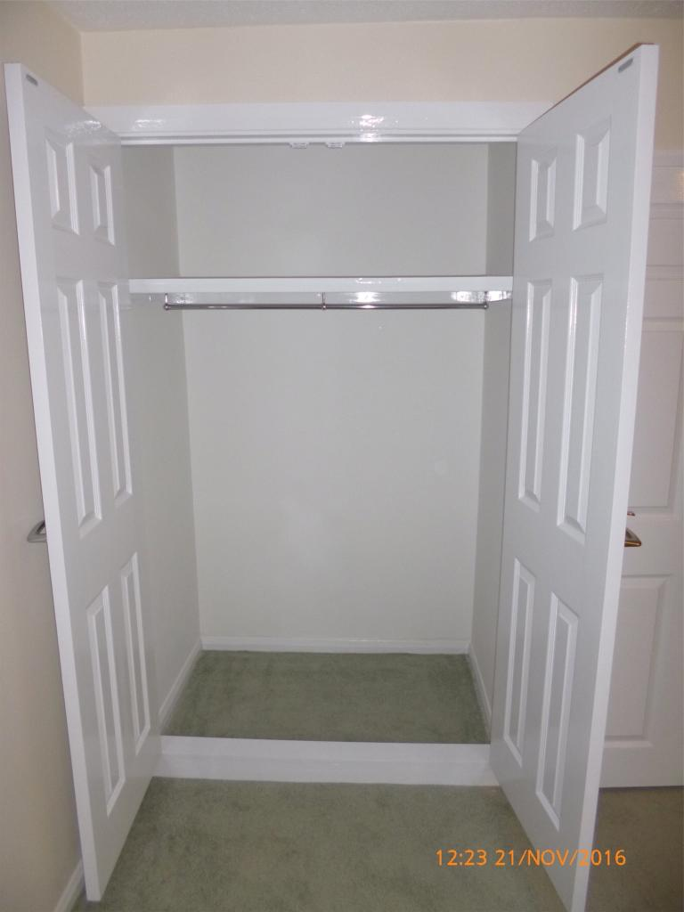 Bedroom - Storage