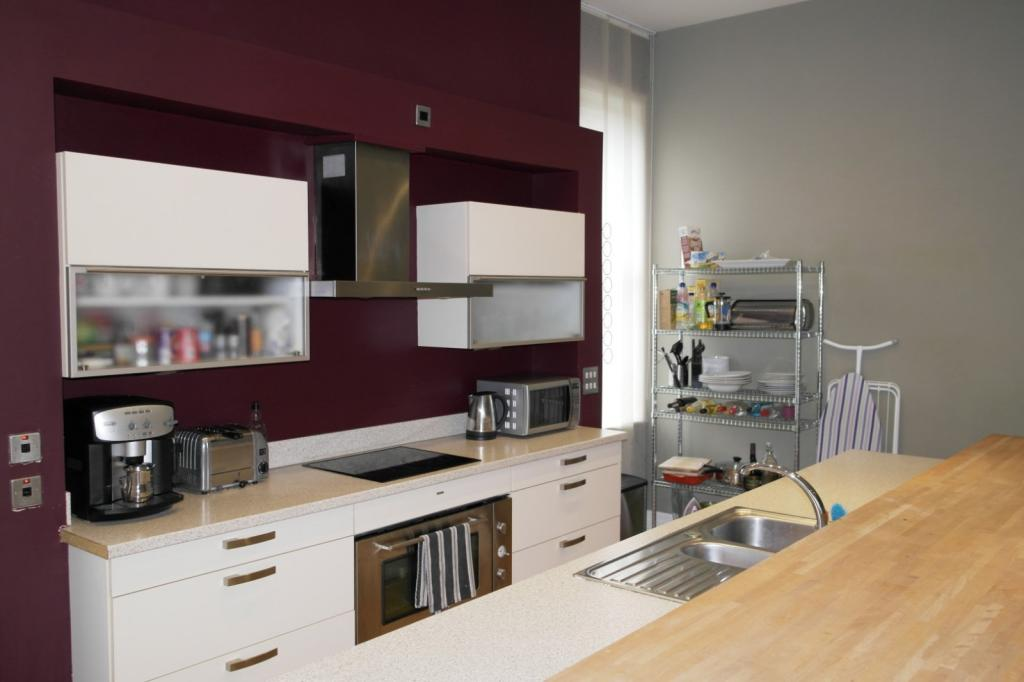 Open Plan Kitchen Ar