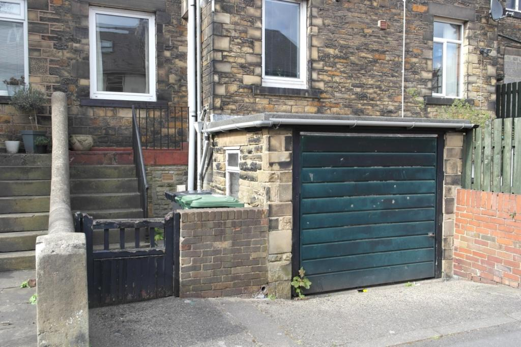 Garage and Outside S