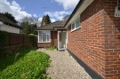 2 bed Detached Bungalow in Southbourne Grove...