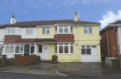 semi detached home in Herschell Road...