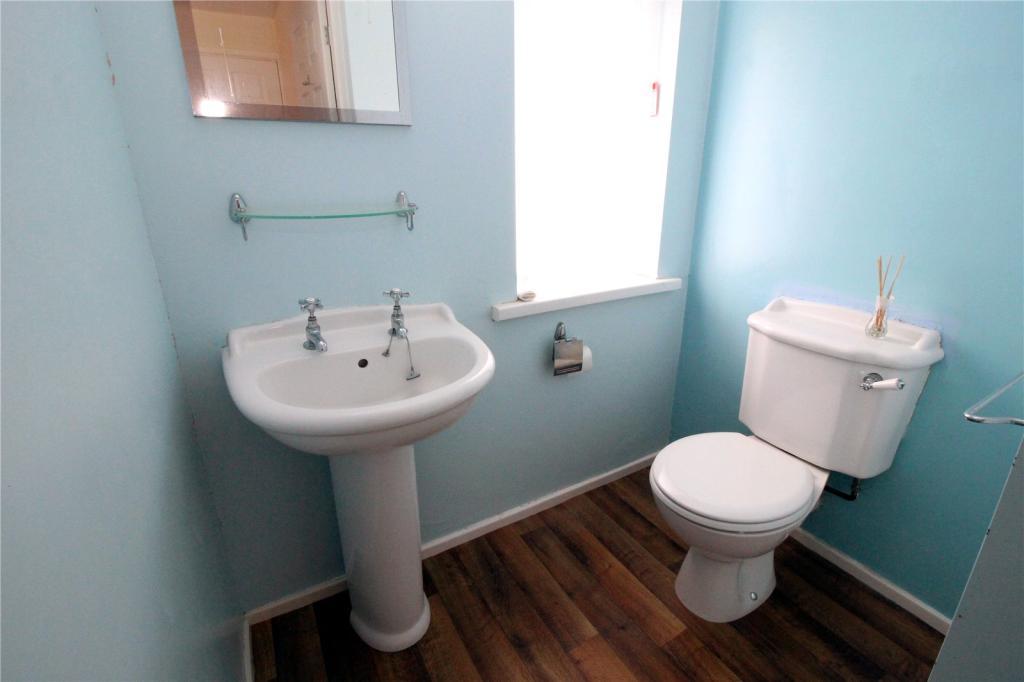 En Suite Toilet