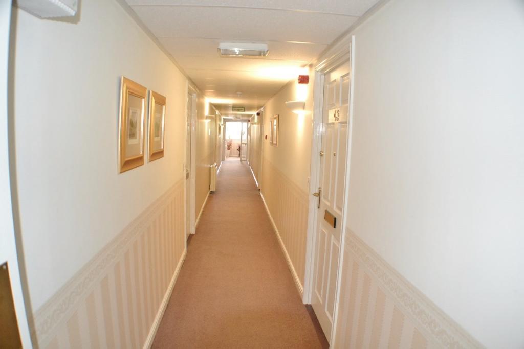 Communal corridors