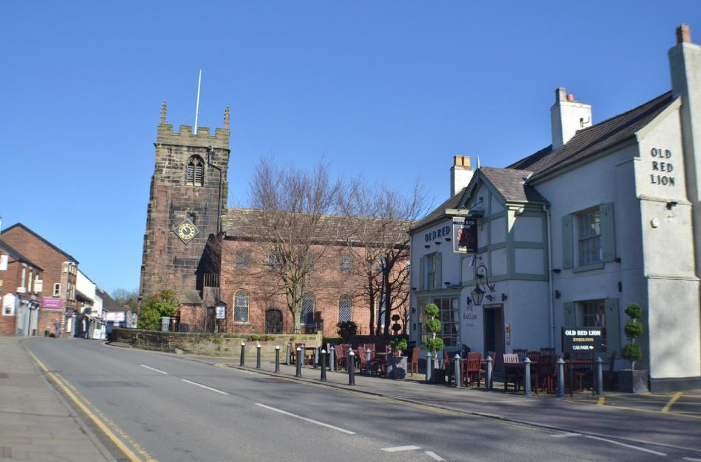 Holmes Chapel Centre