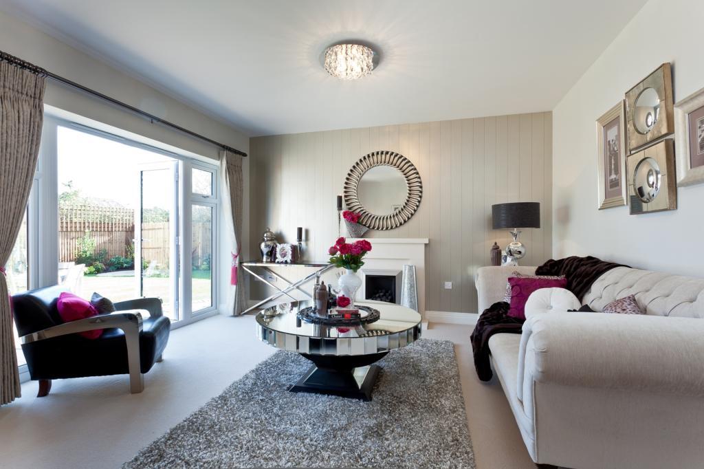 Wallpaper Living Room Design Ideas Photos Inspiration