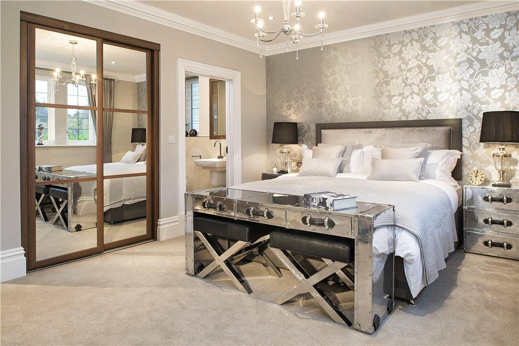 Show Home Bedroom   Show Hme Bedroom. 6 bedroom detached house for sale in Plot 3 Glenthorn  Bentley