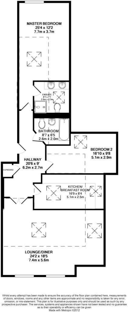 Plot 8 Floorplan