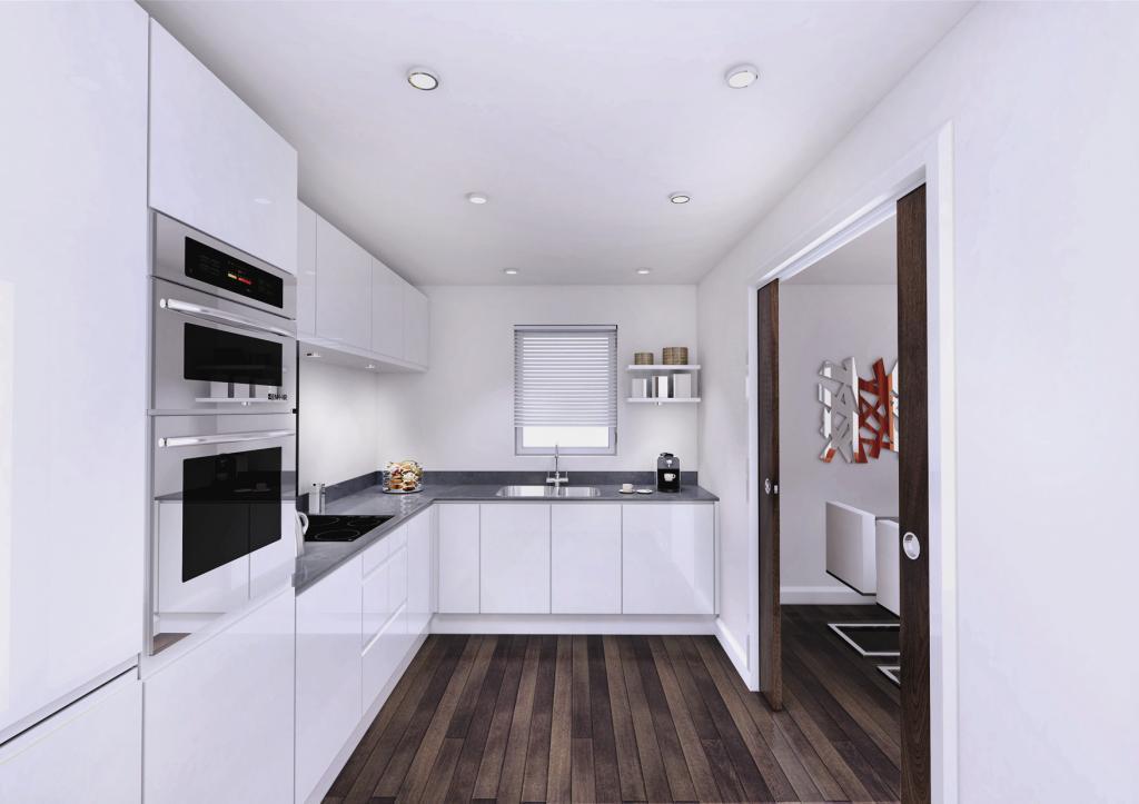 Lilac kitchen design ideas photos inspiration for Kitchen ideas rightmove