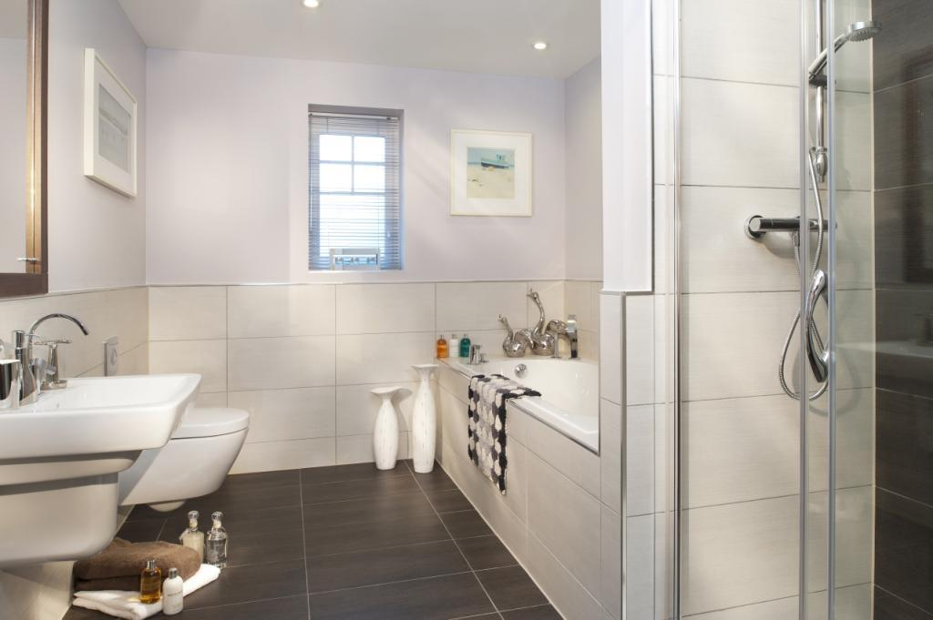 5 bedroom detached house for sale in plot 5 egerton park for Show home bathrooms